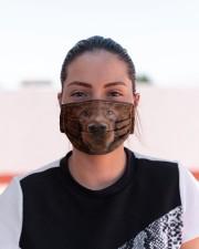 Amazing Irish Setter Cloth face mask aos-face-mask-lifestyle-03