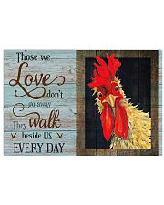 I love chickens 36x24 Poster front