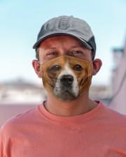 Amazing Beagle Cloth face mask aos-face-mask-lifestyle-06