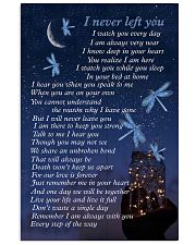 I'll always be with you 24x36 Poster front