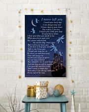 I'll always be with you 24x36 Poster lifestyle-holiday-poster-3