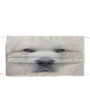 Amazing Great Pyrenees Cloth face mask front