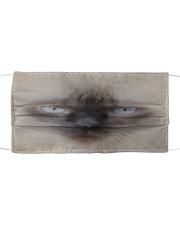 Amazing Siamese Cloth face mask front