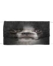 Amazing French Bulldog Cloth face mask front