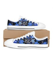 Save the turtles Women's Low Top White Shoes tile