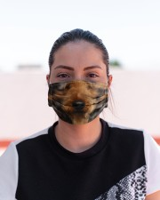 Amazing Airedale Terrier Cloth face mask aos-face-mask-lifestyle-03