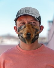 Amazing Airedale Terrier Cloth face mask aos-face-mask-lifestyle-06