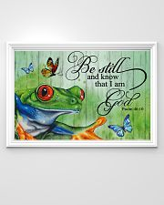 I love frogs 36x24 Poster poster-landscape-36x24-lifestyle-02