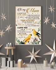To my mom - You will always be your little boy 11x17 Poster lifestyle-holiday-poster-1