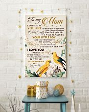 To my mom - You will always be your little boy 11x17 Poster lifestyle-holiday-poster-3