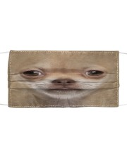 Amazing Chihuahua Cloth face mask front