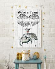 Turtles love 24x36 Poster lifestyle-holiday-poster-3