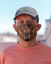 Amazing English Cocker Spaniel Cloth face mask aos-face-mask-lifestyle-06
