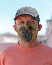 German Shepherd Cloth face mask aos-face-mask-lifestyle-06