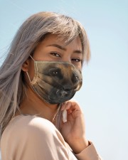 German Shepherd Cloth face mask aos-face-mask-lifestyle-19