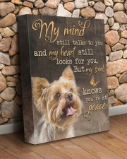 My mind still talks to you - Yorkshire 11x14 Gallery Wrapped Canvas Prints aos-canvas-pgw-11x14-lifestyle-front-18