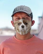 Amazing Spaniel  Cloth face mask aos-face-mask-lifestyle-06