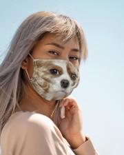 Amazing Spaniel  Cloth face mask aos-face-mask-lifestyle-19