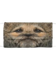 Amazing Border Terrier Cloth face mask front