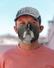 Amazing Boston terrier Cloth face mask aos-face-mask-lifestyle-06