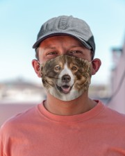 Amazing Collie Cloth face mask aos-face-mask-lifestyle-06