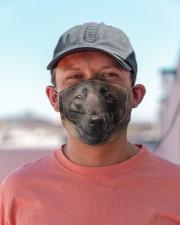 Amazing Belgian Malinois Cloth face mask aos-face-mask-lifestyle-06