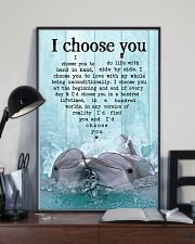 I choose you 24x36 Poster lifestyle-poster-2