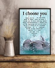 I choose you 24x36 Poster lifestyle-poster-3