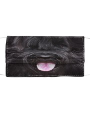Amazing Schnauzers Cloth face mask front