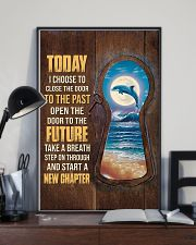 Today I choose to start a new chapter 24x36 Poster lifestyle-poster-2