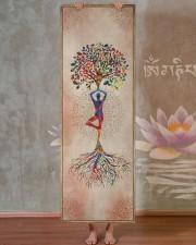 I love yoga Yoga Mat 24x70 (vertical) aos-yoga-mat-lifestyle-29