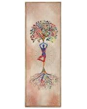 I love yoga Yoga Mat 24x70 (vertical) front