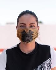 Amazing English Mastiff Cloth face mask aos-face-mask-lifestyle-03