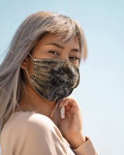Amazing Cane corso Cloth face mask aos-face-mask-lifestyle-19