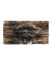Amazing Cane corso Cloth face mask front