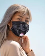 Amazing Scottish Terrier Cloth face mask aos-face-mask-lifestyle-19