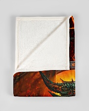 "I love dragons Small Fleece Blanket - 30"" x 40"" aos-coral-fleece-blanket-30x40-lifestyle-front-17"