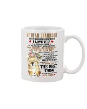 Nana to my grandson - Always remember I love you Mug front