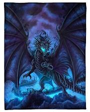 "Magical dragon Small Fleece Blanket - 30"" x 40"" front"