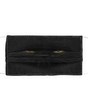 Amazing Black Cat Cloth face mask front