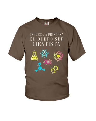 Eu quero ser Cientista