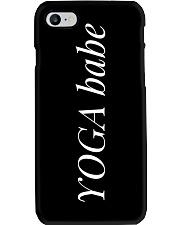 Yoga Babe Phone Case thumbnail