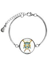 PI MU PHI Metallic Circle Bracelet thumbnail