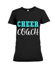 Cheerleading Coach Gift T  Premium Fit Ladies Tee thumbnail