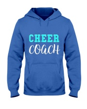 Cheerleading Coach Gift T  Hooded Sweatshirt front