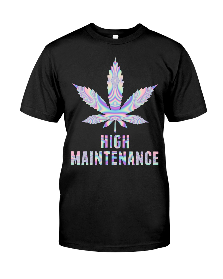 Weed High Classic T-Shirt