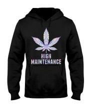 Weed High Hooded Sweatshirt thumbnail
