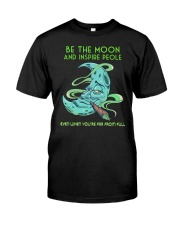 Be the Moon Classic T-Shirt front