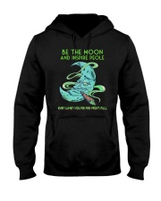 Be the Moon Hooded Sweatshirt thumbnail