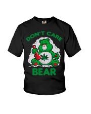 Dont Care Bear Youth T-Shirt thumbnail